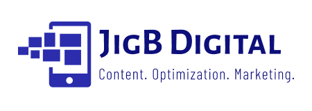 JigBDigital - Content, Optimization, Marketing